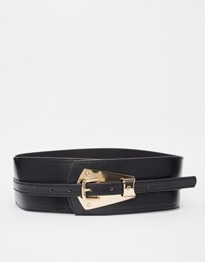ASOS Plate Detail Wide Waist Belt   Wide Band Belts Cinchers ... dd1d300fc21