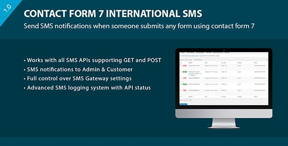 Download Contact Form  International Sms Nulled Latest Version