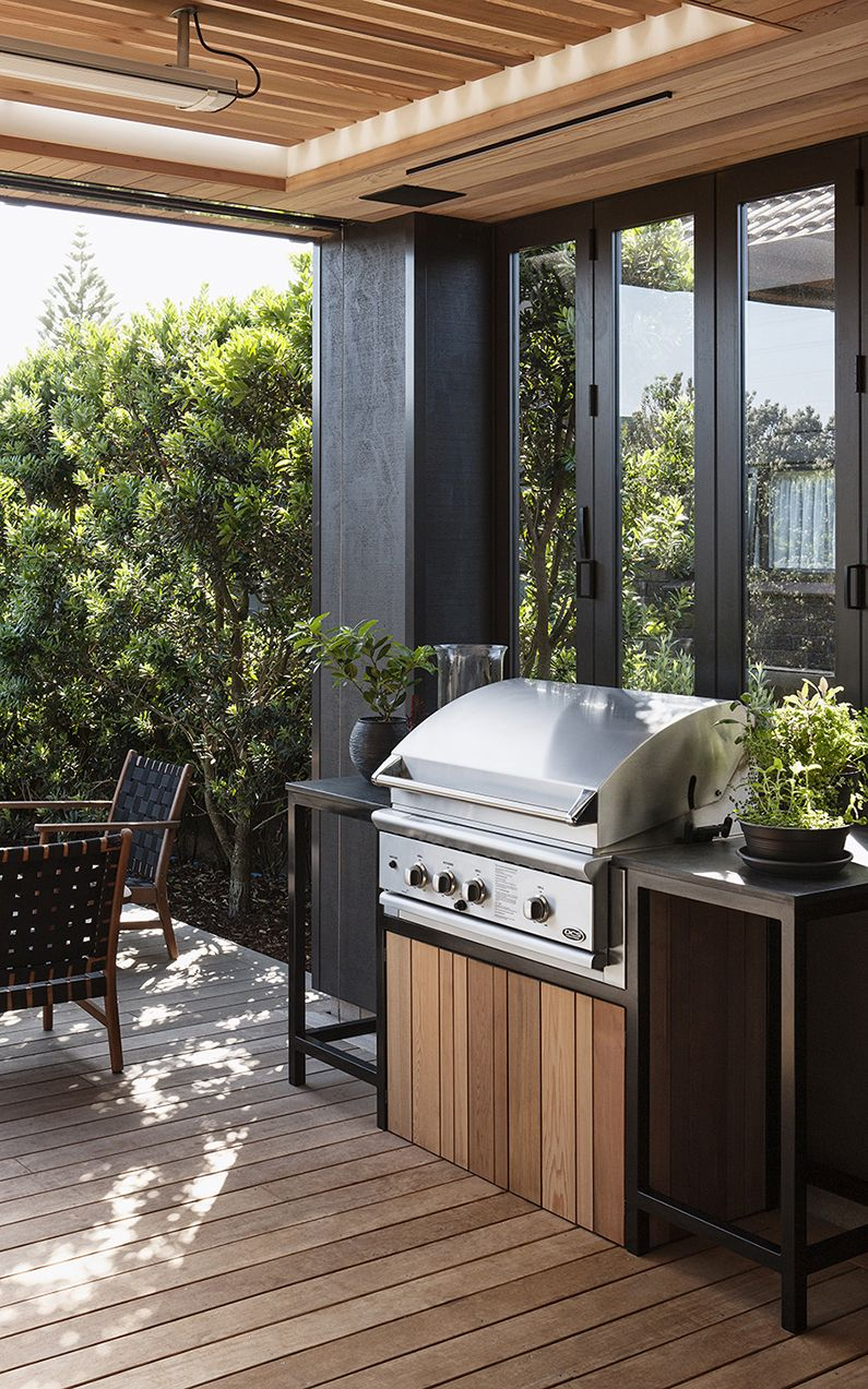 Outdoor grill u the kitchen tools by fisher u paykel luxury