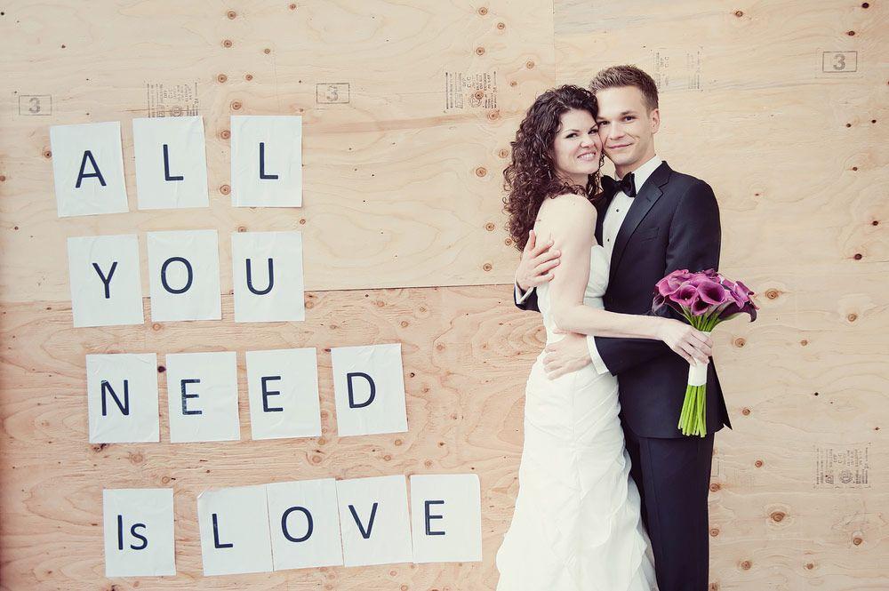 Cameron and Simone, VC 2012 Wedding