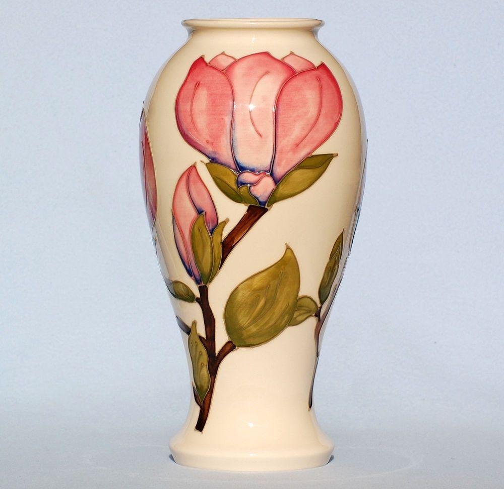 Moorcroft superb very large magnolia vase walter moorcroft pottery moorcroft superb very large magnolia vase walter moorcroft reviewsmspy