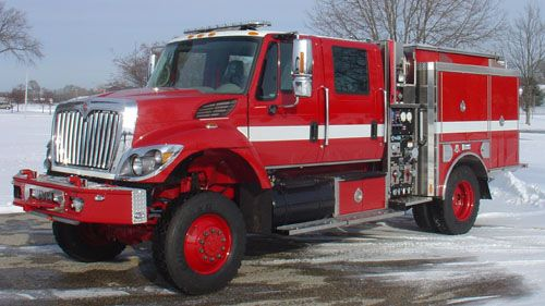 Cassel Colunteer Fire Company - New Deliveries #Setcom