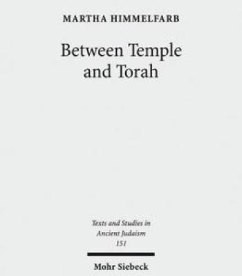 Between Temple And Torah Pdf Essay Texts On Judaism