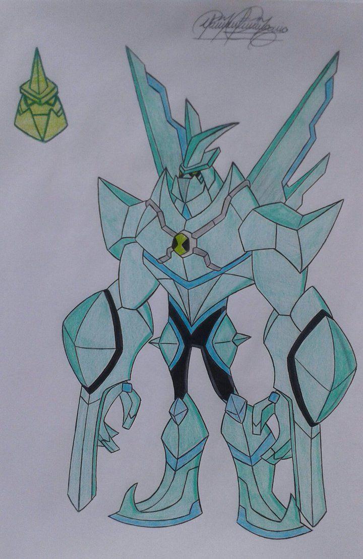 Ultimate Diamond By Artmachband196 On Deviantart Ben 10