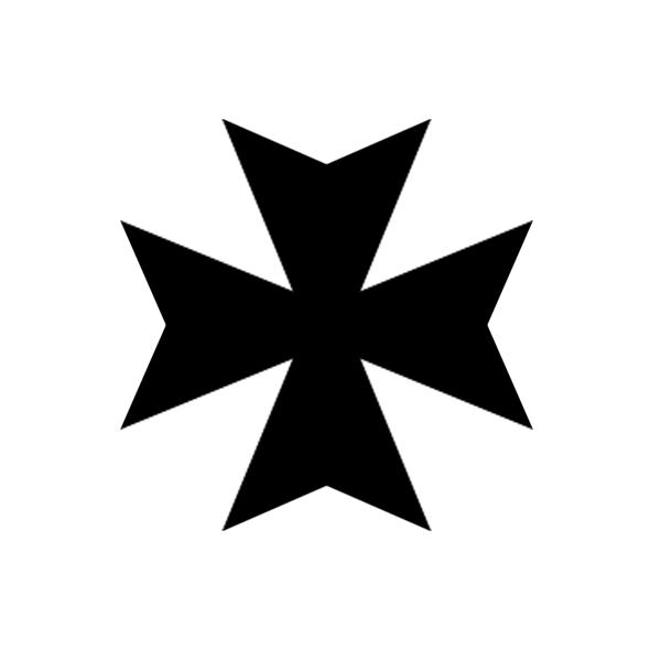 Black Templars Cross Templars Maltese Cross Warhammer 40000