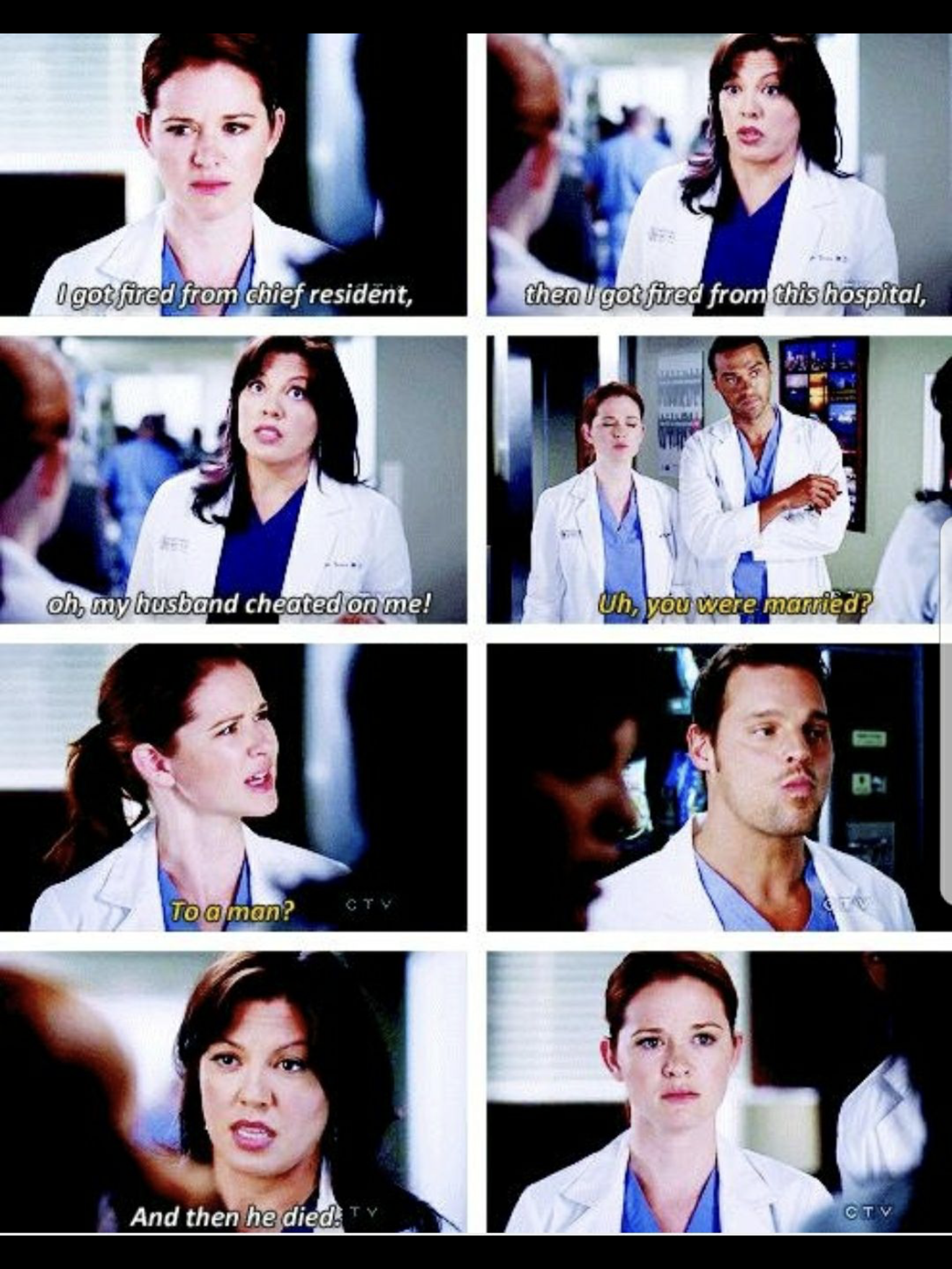 pin & insta | @ninabubblygum • | tv: grey\'s anatomy | Pinterest ...