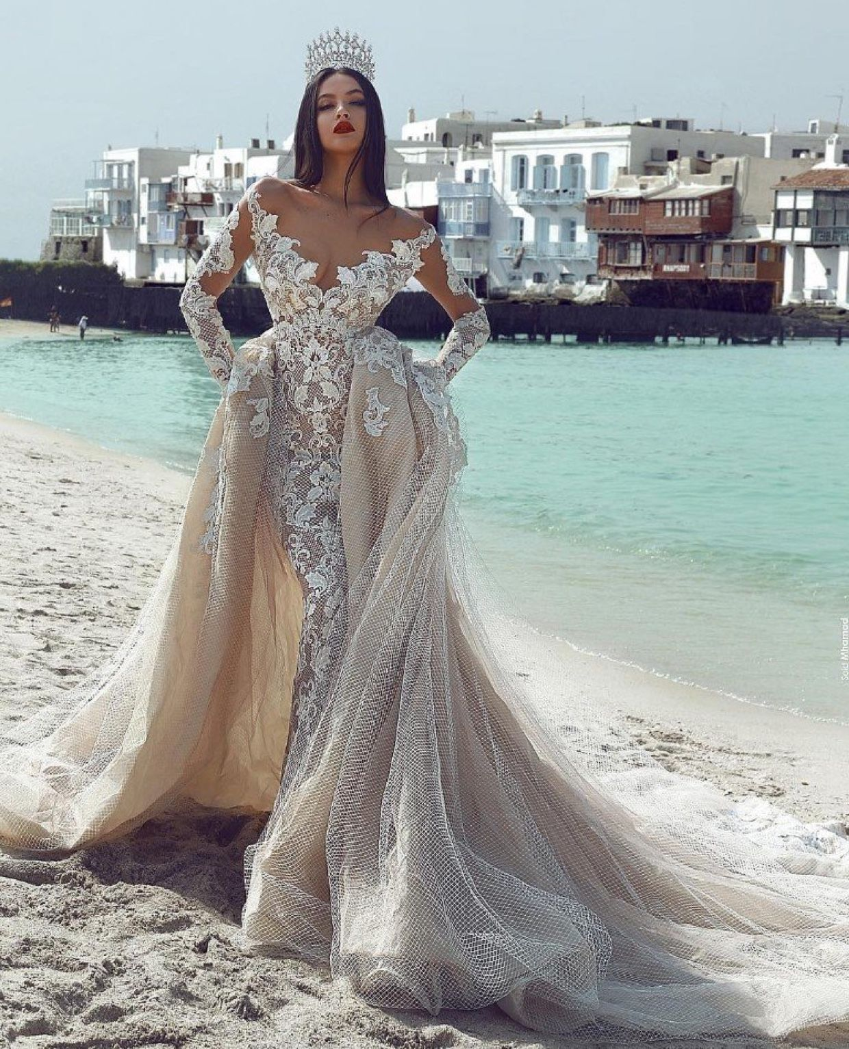 Pin by Jamaican Queen on EVENING / WEDDING GOWNS   Pinterest ...