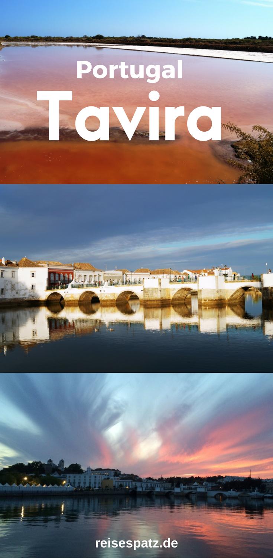 Tavira - Portugals Venedig des Atlantiks #traveltoportugal
