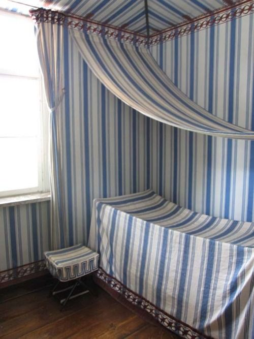 Corner Of The Tent Room By Karl Friedrich Schinkel At
