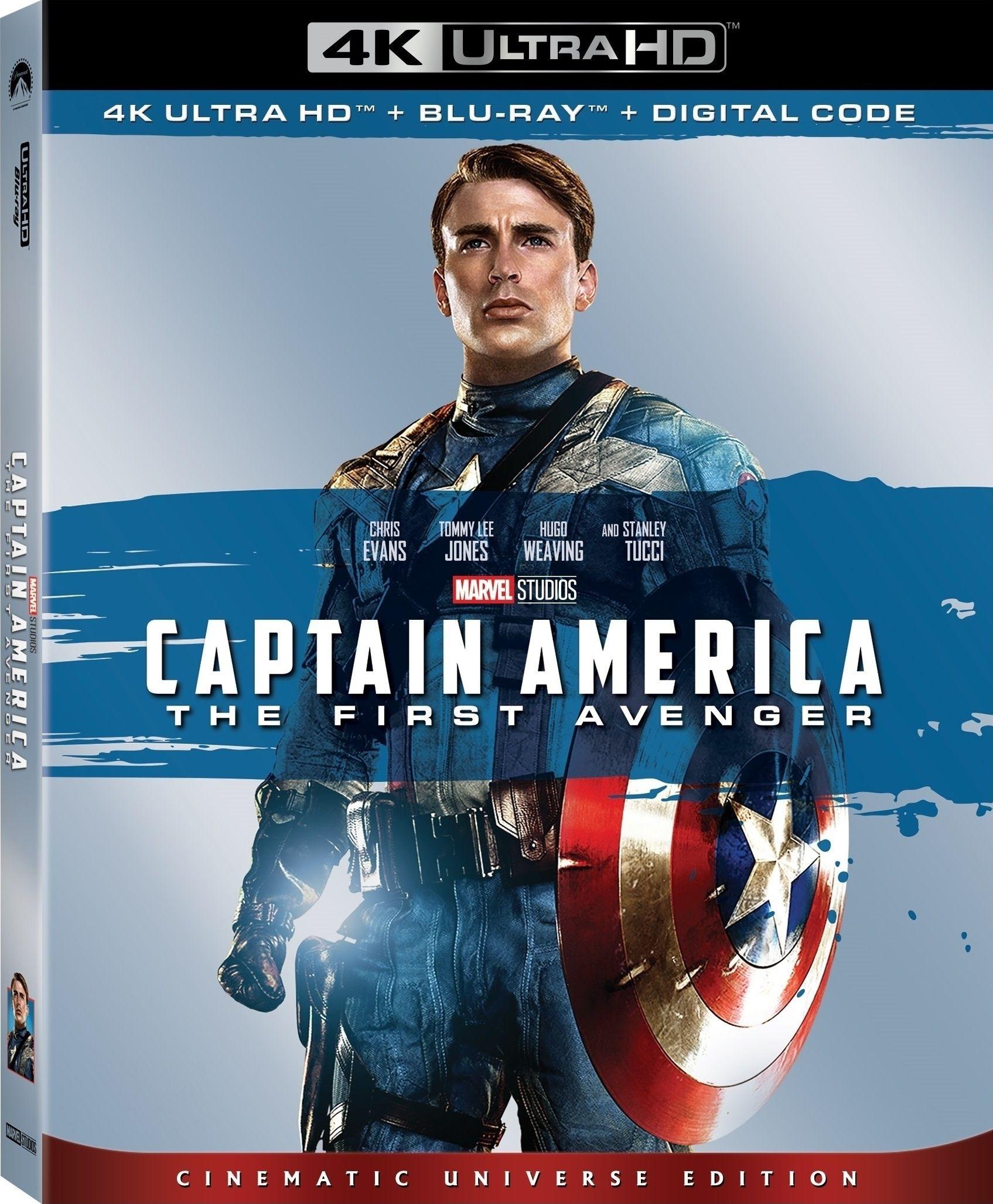 Captain America Peliculas Marvel Películas Completas Capitán América