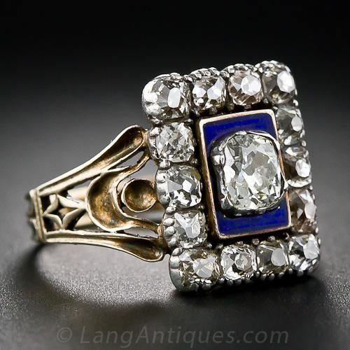 Dating antique diamond rings