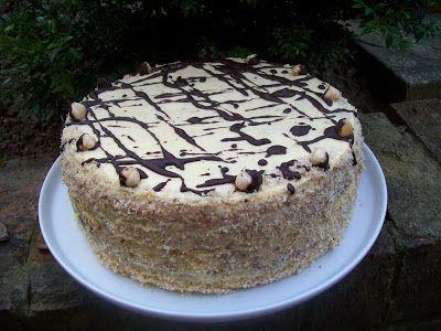 .. chute a vône mojej kuchyne...: Torta Milka