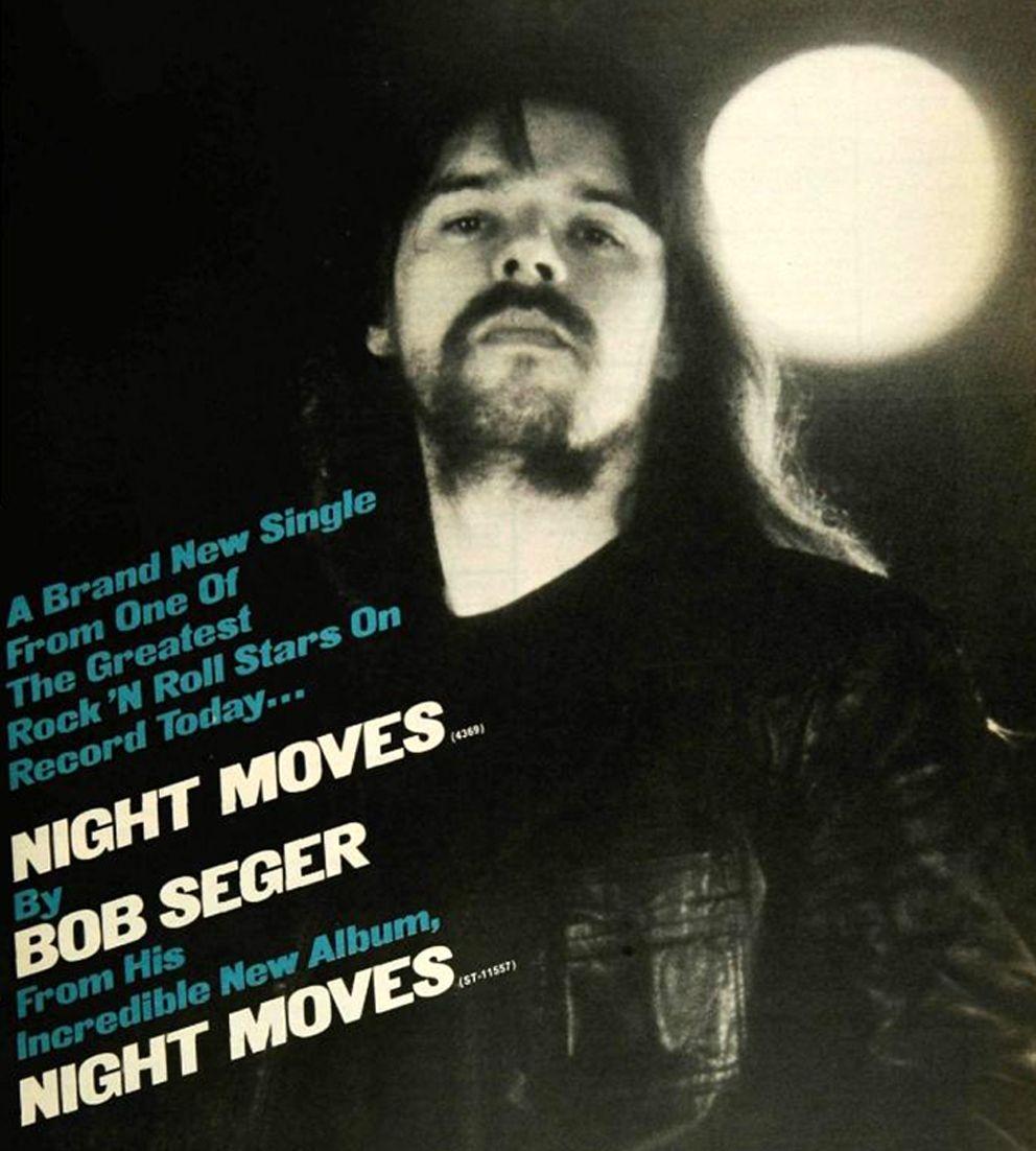 Chrisgoesrock Bob Seger Night Moves Rock And Roll
