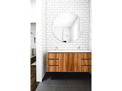 Spiegel Zonder Lijst : Ronde spiegel zonder lijst badkamer