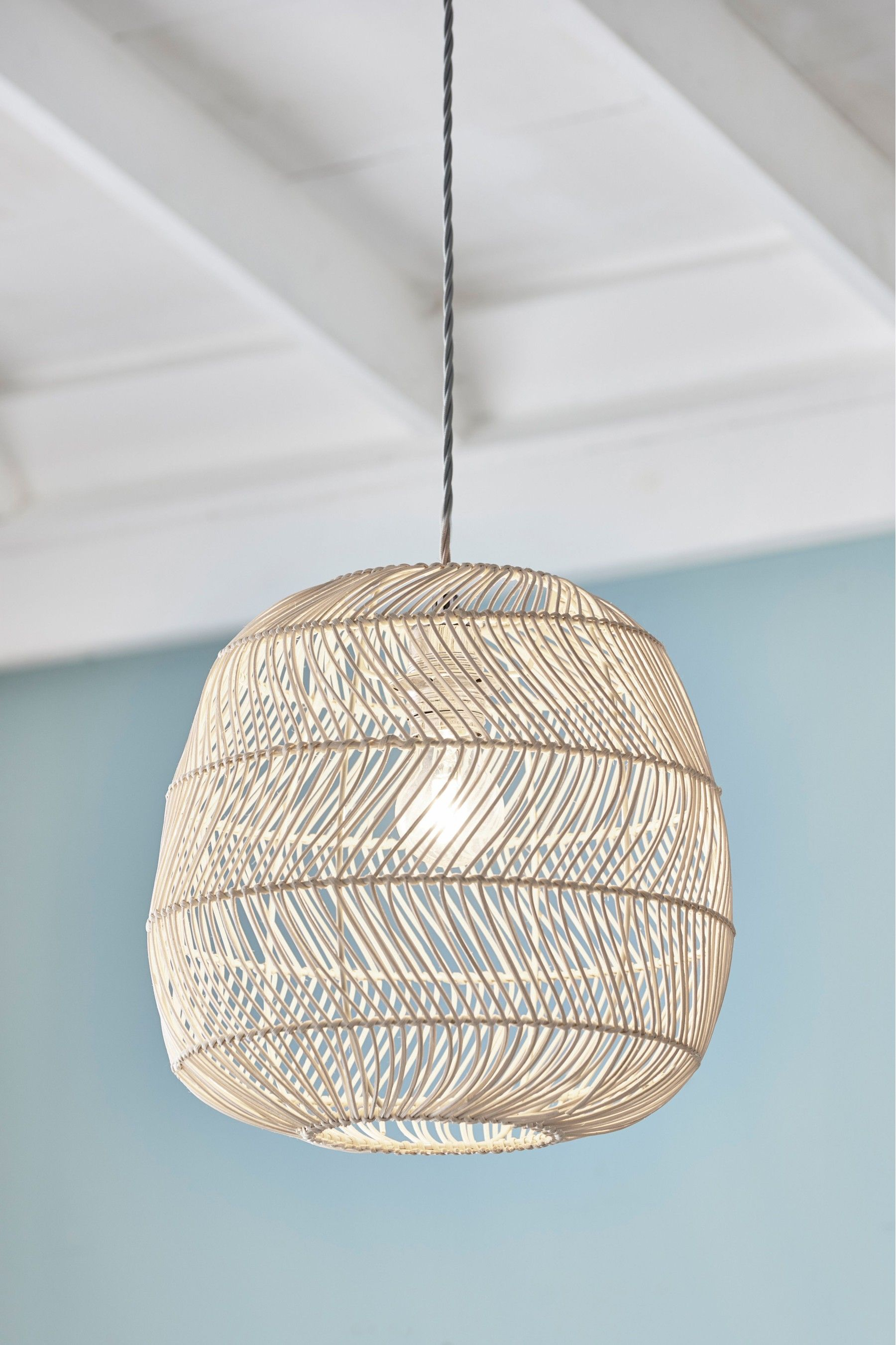 Next Tahiti Easy Fit Shade Natural In 2020 Bedroom Light Fittings Ceiling Lamp Shades Bedroom Ceiling Light