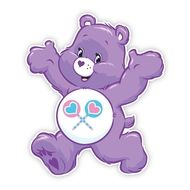 Care Bears Share Bear On Cupcake #carebearcostume