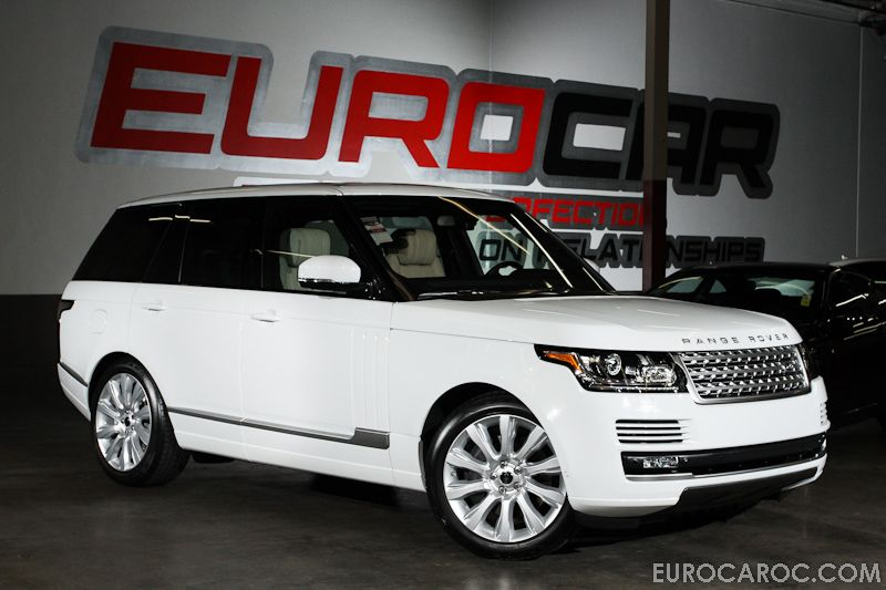 2013 Land Rover Range Rover SC Land rover, Range rover