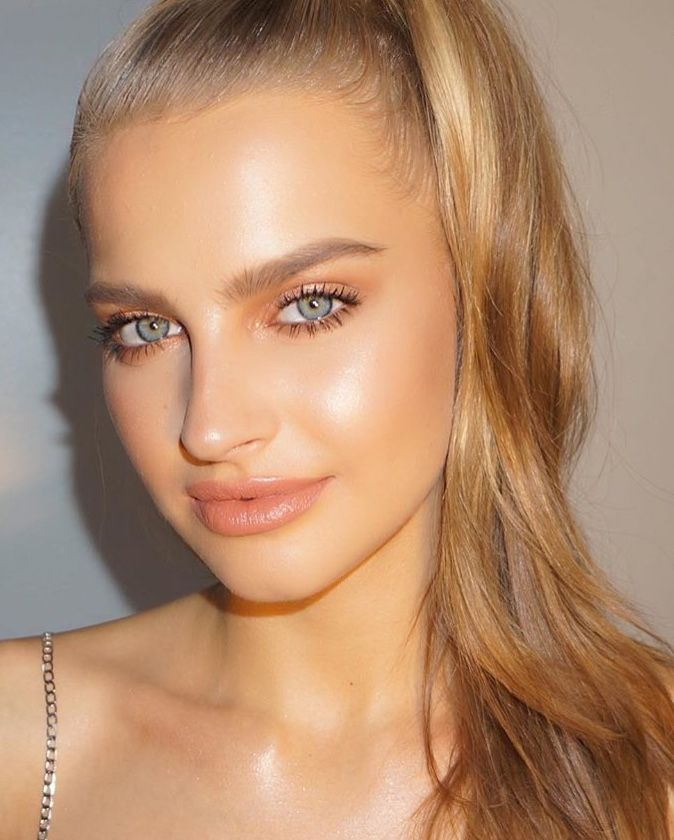 Makeup For Blond Hair Natural Makeup Makeup For Blue Eyes