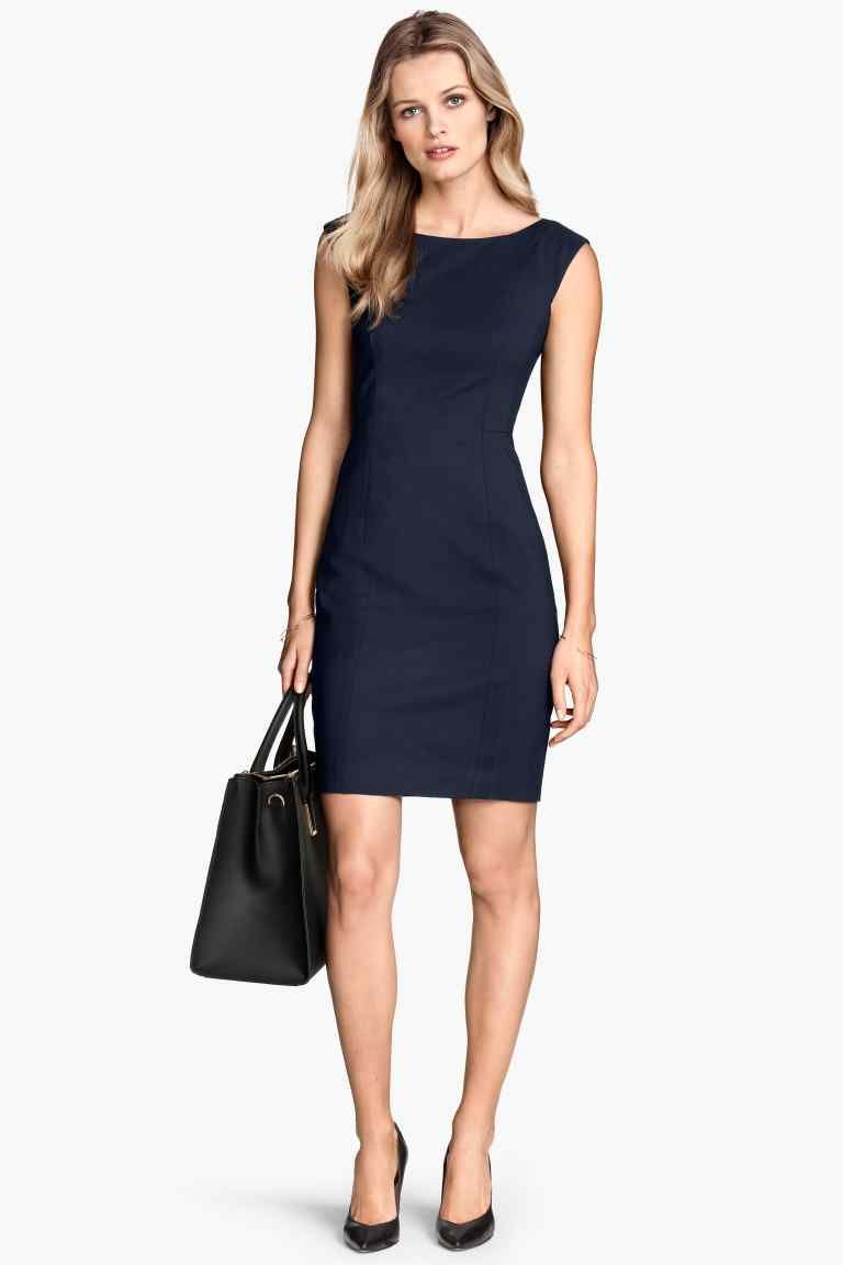 f94617c3df089d Getailleerde jurk