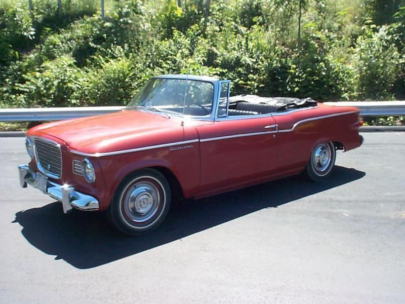 1960 Studebaker Lark Convertible | Wheels | Pinterest | Cars ...