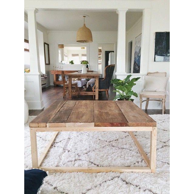 Tisch selbst bauen