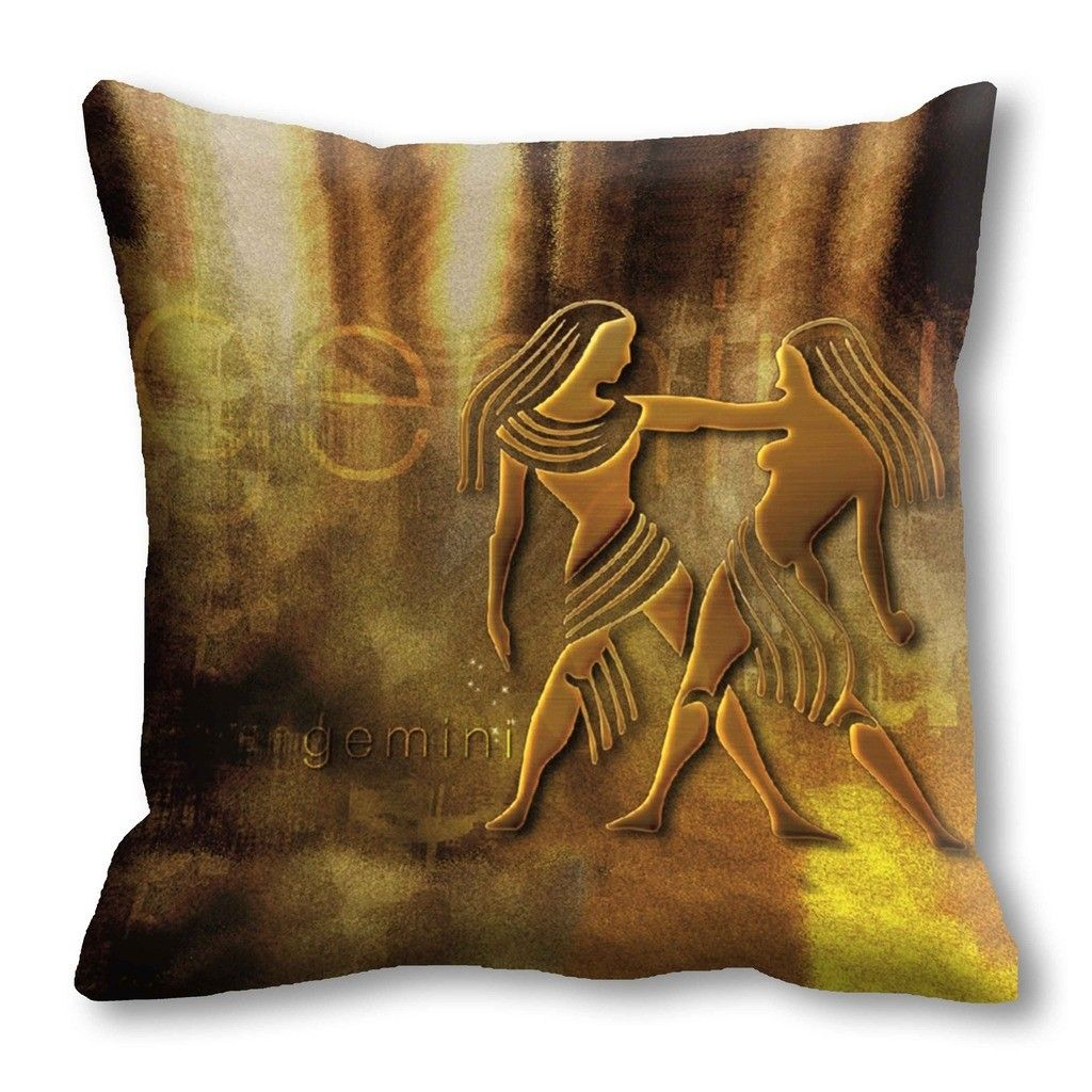 Giftwallas Gemini digital Cushion Cover : Nice. Love is one of a kind.