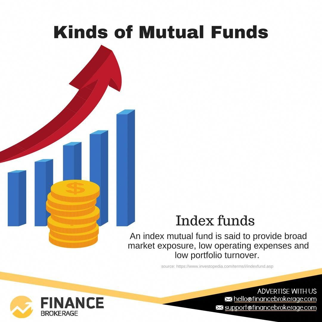 Index Funds Is Said To Provide Broad Market Exposure To Learn