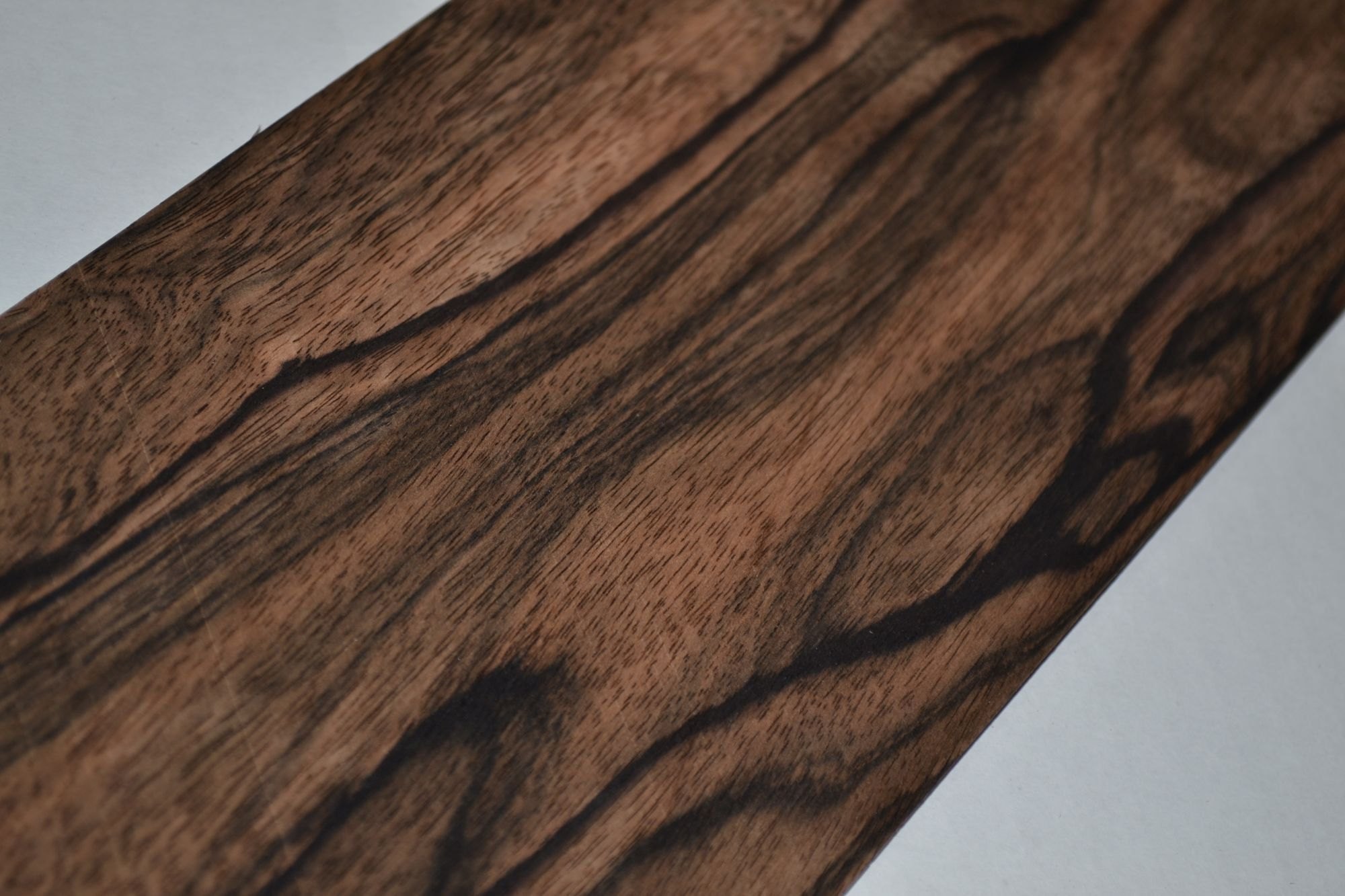 Ebony Raw Wood Veneer Sheets 4 5 X 28 5 Inches 1 42nd Or 6mm Thick Wood Veneer Wood Veneer Sheets Raw Wood