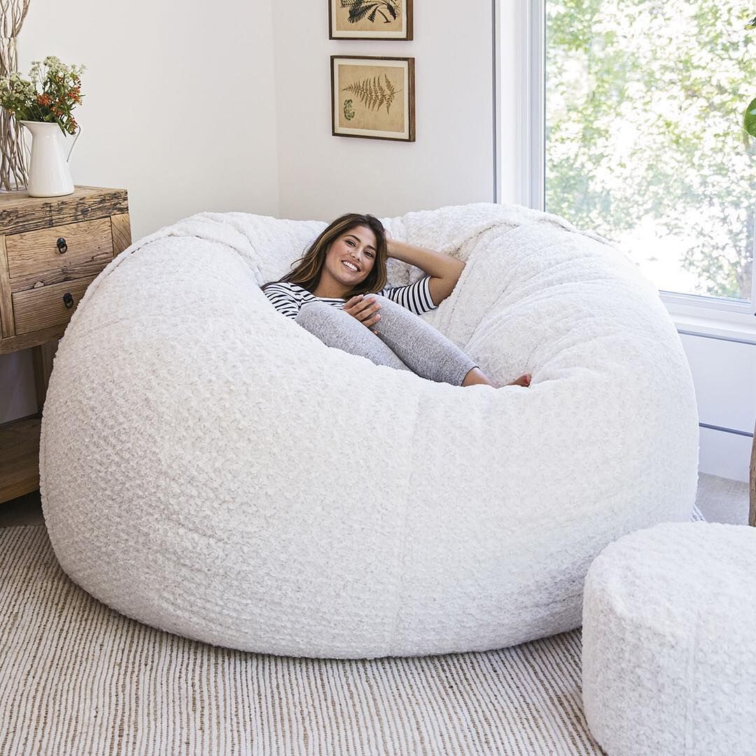 """Lovesac on Instagram """"Being cozy isn't defined by the"""