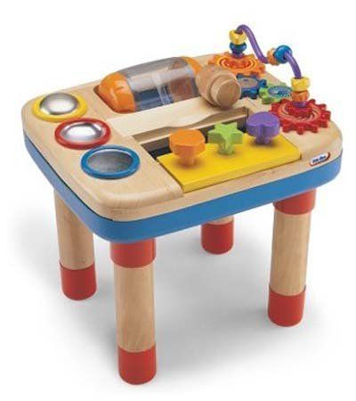 Good Questions: Baby Activity Tables