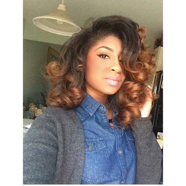 My Curly Client Friend Curlsandcouture Showing Off Her