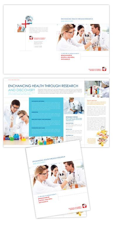 Examples of Medical Brochures Graphic Design Pinterest - healthcare brochure