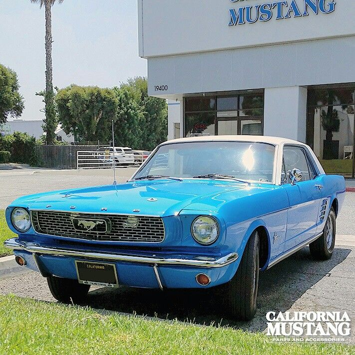 1966 Mustang Parts >> California Mustang Parts And Accessories Classic Mustangs
