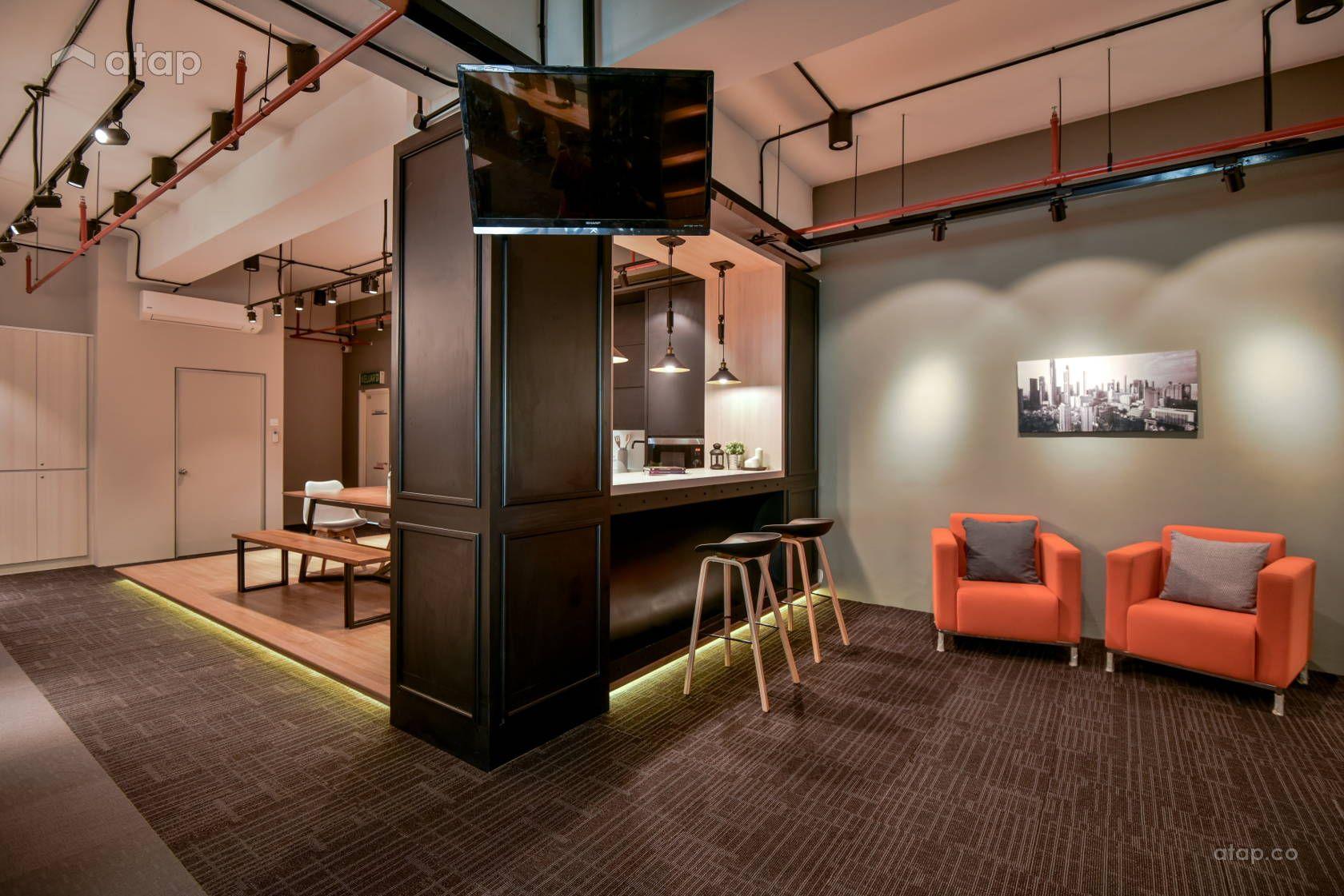 Petaling Jaya Office Interior Design Renovation Ideas Photos And Price In Malaysia Atap Co Office Interior Design Interior Design Interior