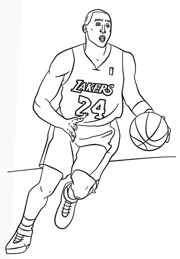 Nba Coloring Page Hi Coloring Lovers Thanks For Coming Coloringpagesfortoddlers Com Most O Sports Coloring Pages Lebron James Coloring Pages Inspirational