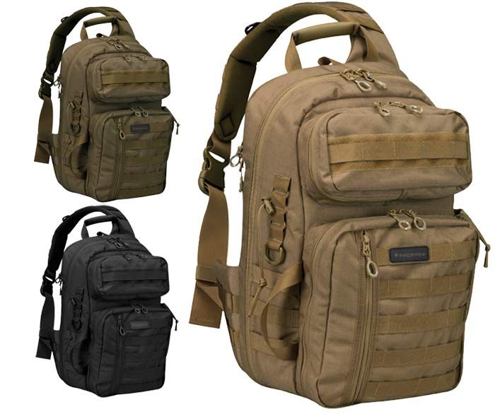 Propper Bias Sling Backpack - Tactical Sling Bag | Likes ...