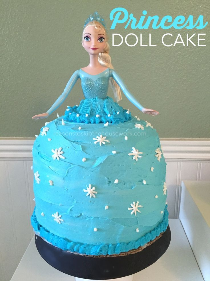 Princess Doll Cake Princess Dolls and Cake