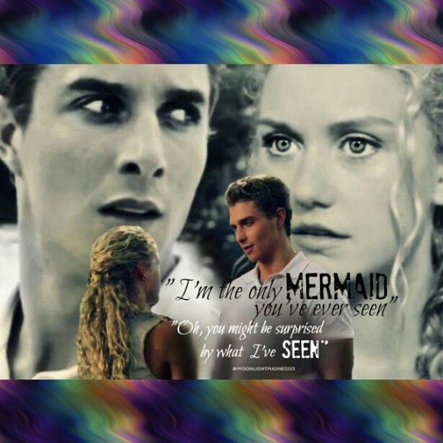 Mako Mermaids - Erik and Ondina