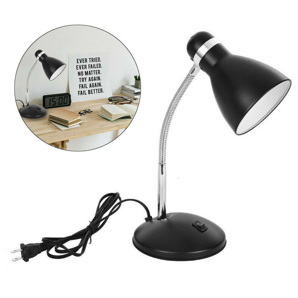 Flexible Led Table Lamp Desk Holder Eye Caring Reading Study Light