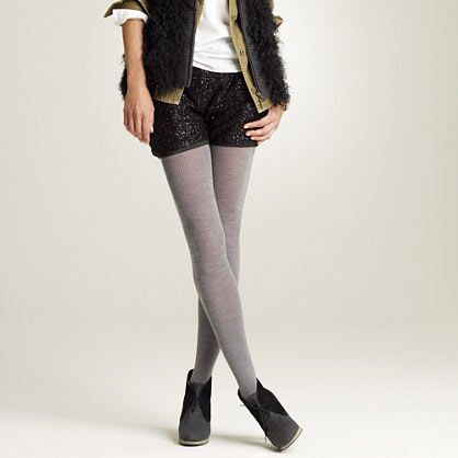 4766fae7f Can t beat warm and wooly ribbed tights when the weather is unbearably cold.