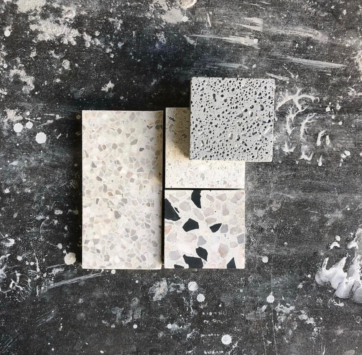 Today S Factory Palette Layering Raw Concrete Beauty And Texture
