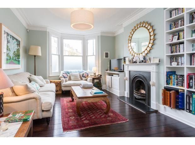 Living Room Entire Victorian Terrace Interior Victorian Living