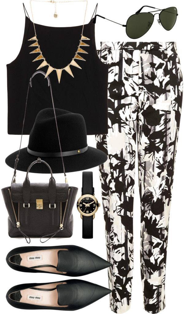 23741127fb76 Outfit For A Summer House Party By Im Emma Featuring Cigarette
