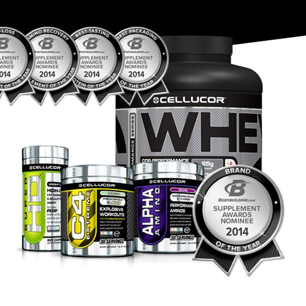 Cellucor! One of the best supplement companies! | Health