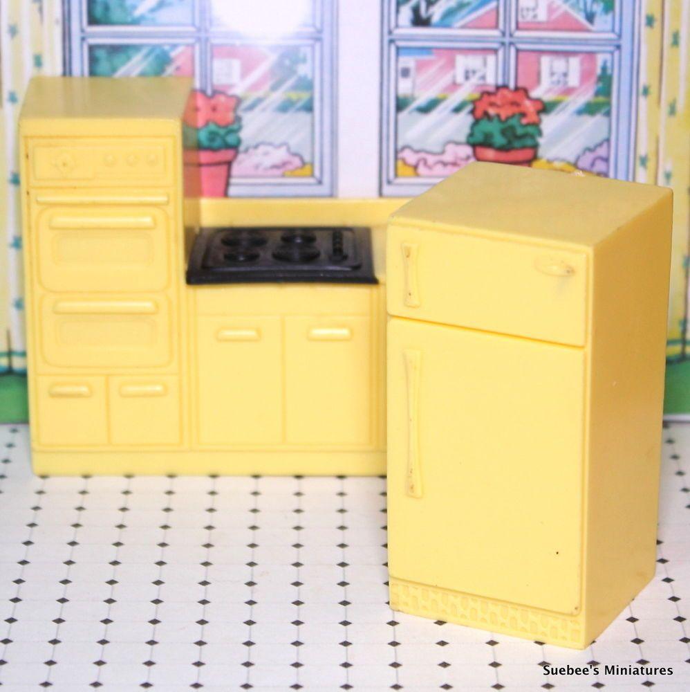 marx kitchen for imagination dollhouse vintage dollhouse furniture