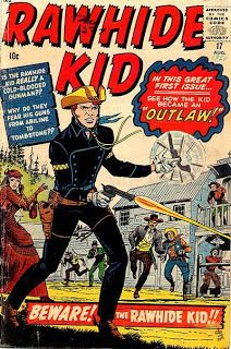 Image result for rawhide kid