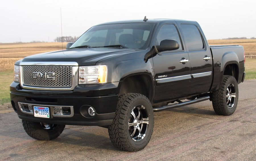 Sitting A Little Higher This Would Be The Perfect Truck