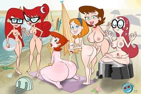 Dexter hentai pics