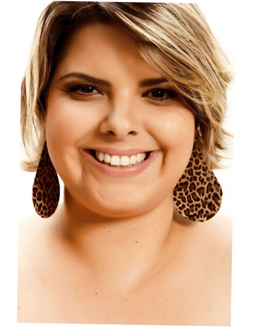 Best Haircut For Round Fat Face Hair Color Ideas And Styles For 2018