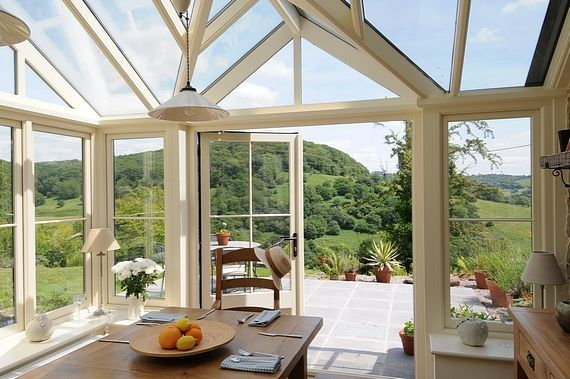 Best A Glass Roof Is A Definite Must Bespoke Conservatory Wooden Conservatory Conservatories Uk 640 x 480